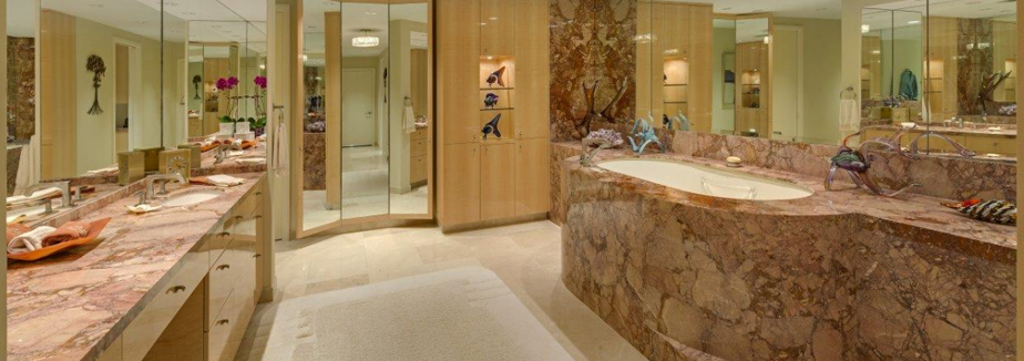Rpc general contractors houston 39 s luxury home remodeling for Residential bathroom remodeling